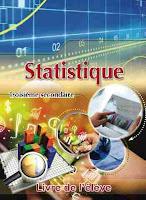 تحميل كتاب الاحصاء باللغة الفرنسية للصف الثالث الثانوى 2017