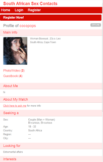 free mobile dating site in south africa