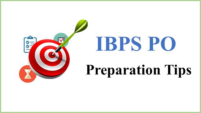 IBPS PO Preparation