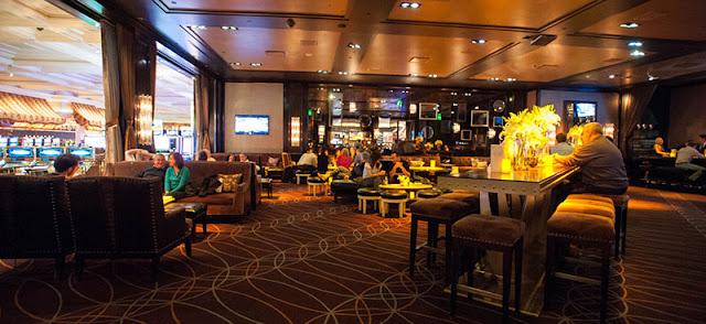 Dicas de Las Vegas: O ambiente do Lily Bar & Lounge
