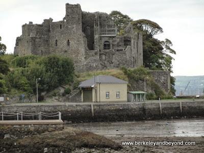 King John's Castle in Carlingford, Ireland