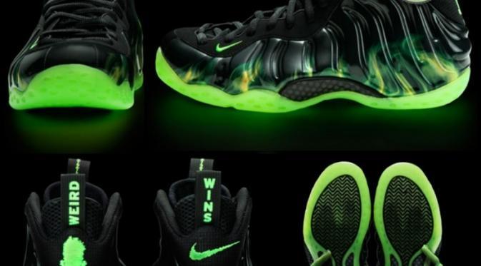 Nike ParaNorman Foamposites