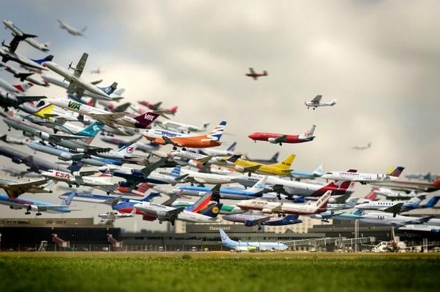 Sarana Prasarana Transportasi Udara