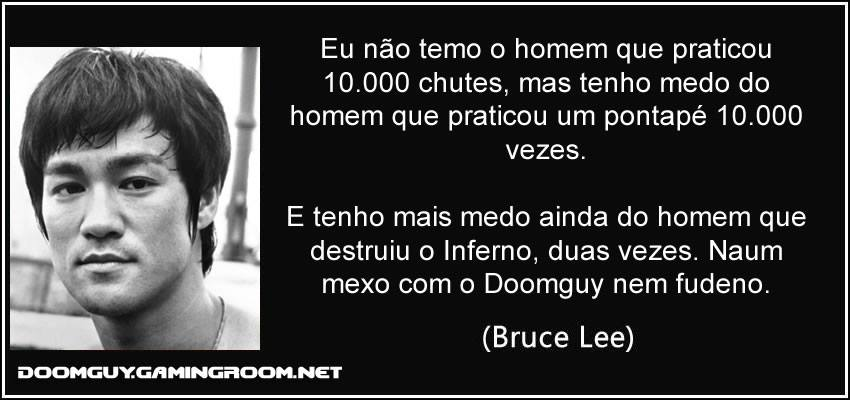 Sabedoria do Bruce Lee
