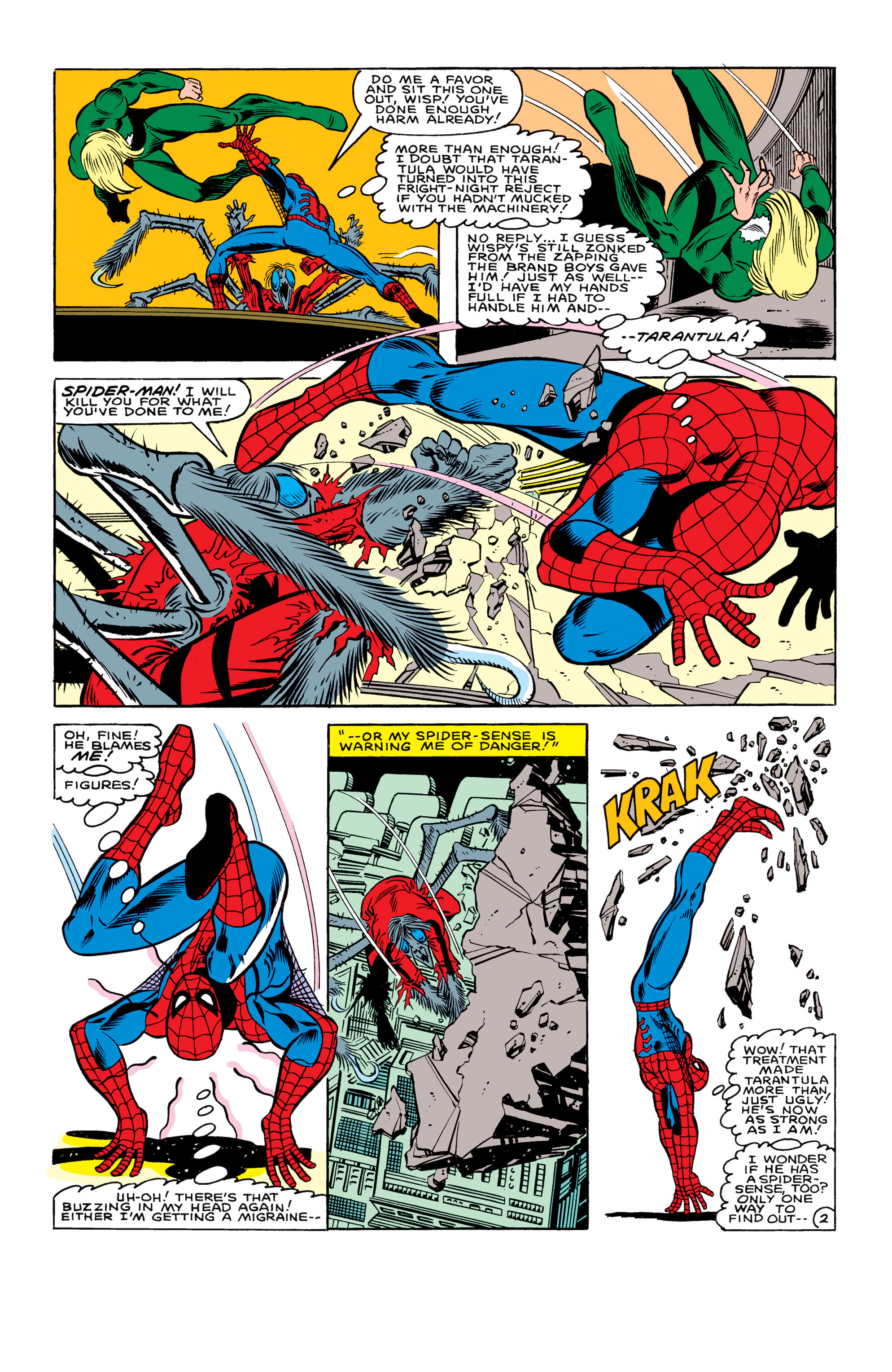 The Amazing Spider-Man (1963) 235 Page 2
