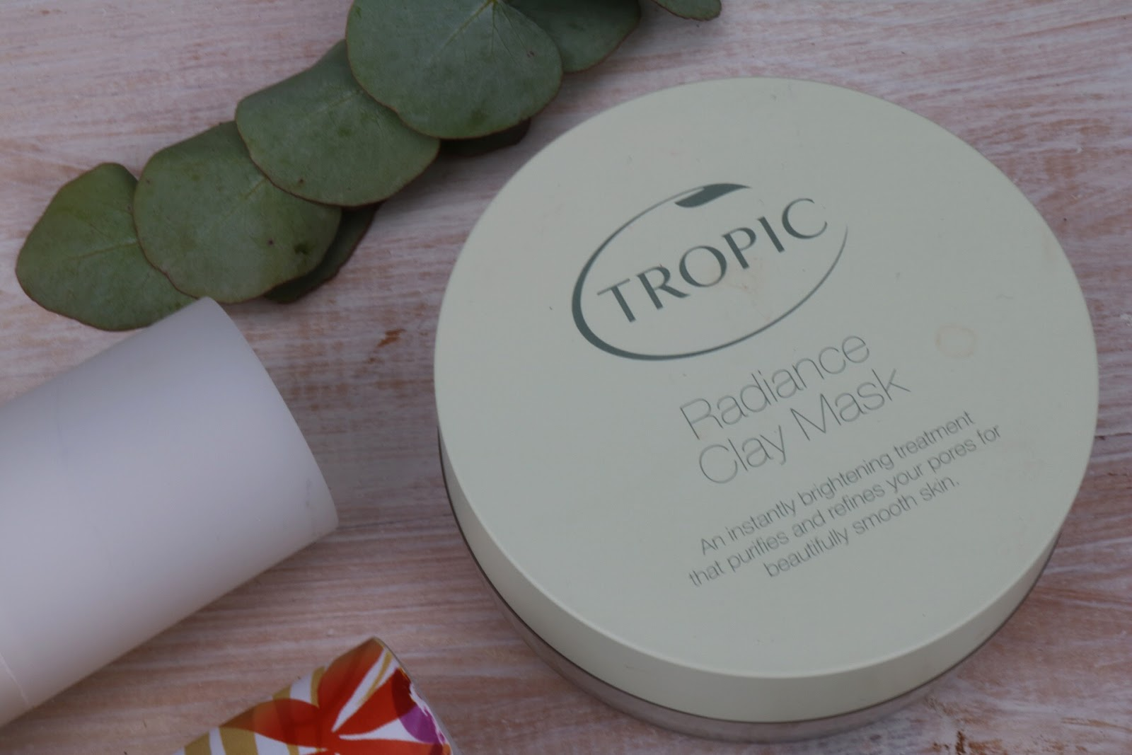 Tropic - Radiance Clay Mask