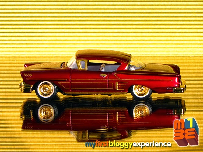 My First Bloggy Experience 1958 Chevrolet Bel Air Impala