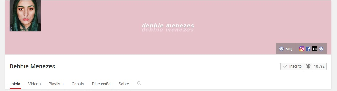 debbie menezes document your life canal no youtube