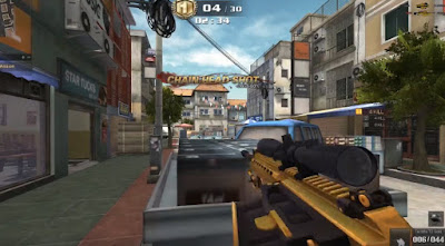 Main Sniper di PB Evolution Indonesia