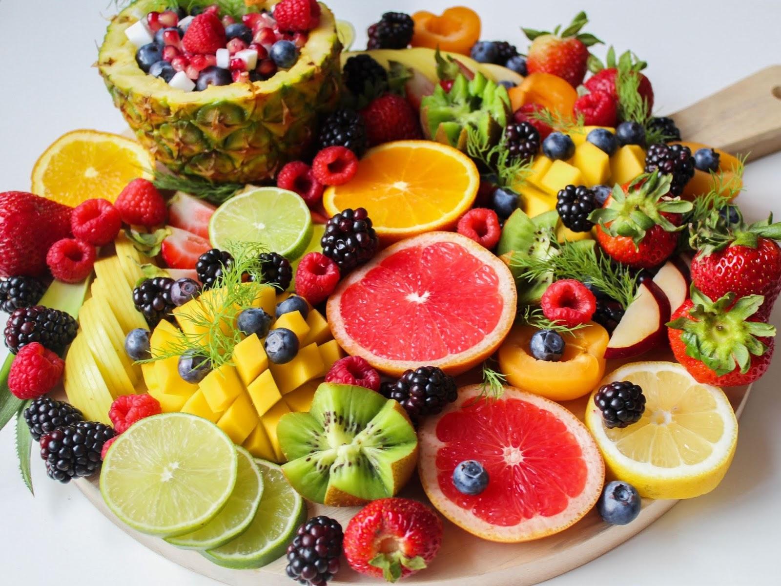 الأطعمة الموسومية لفصل الصيف