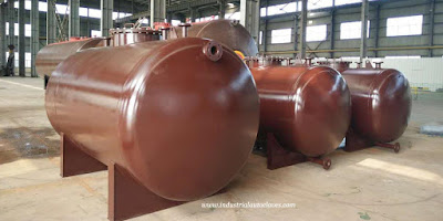 Double Wall Oil Tanks