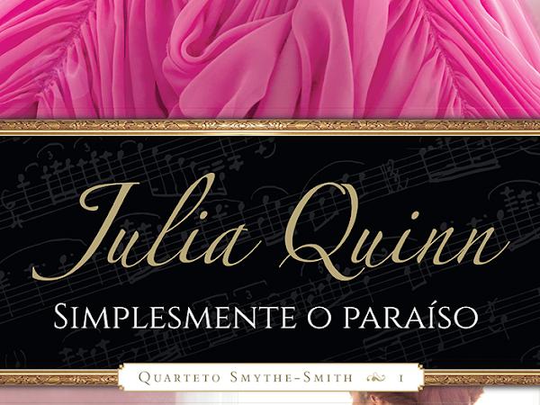 Resenha #371 - Simplesmente o Paraíso - Julia Quinn - Editora Arqueiro