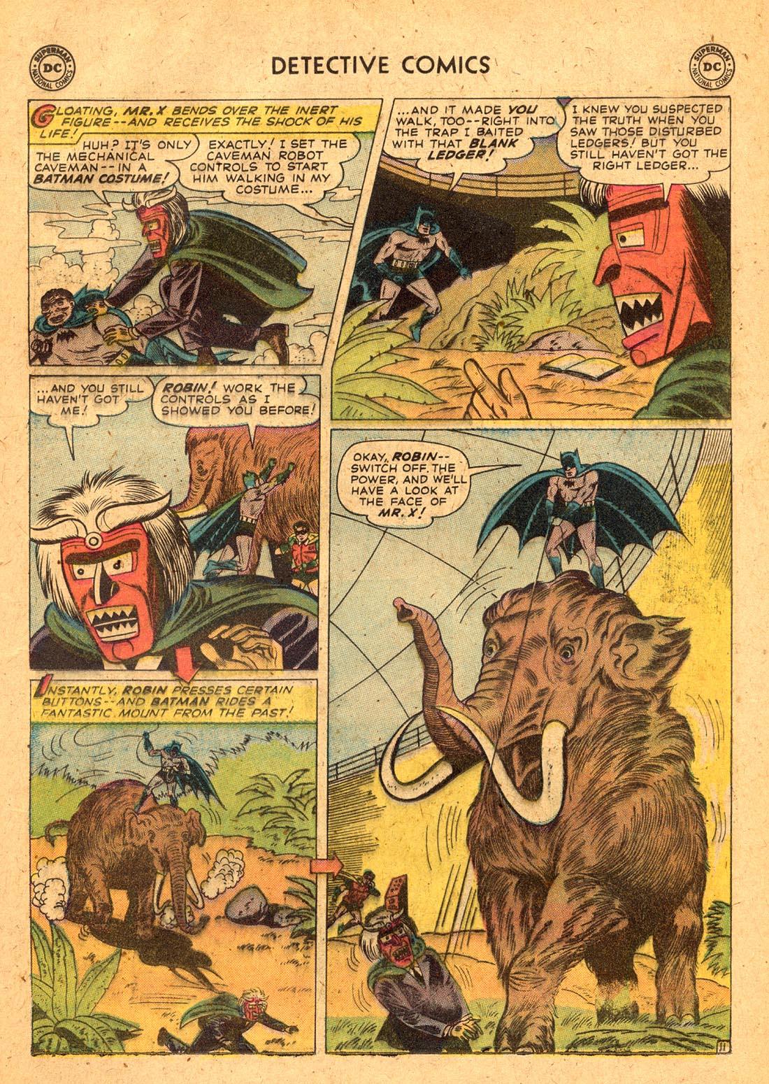Read online Detective Comics (1937) comic -  Issue #255 - 13