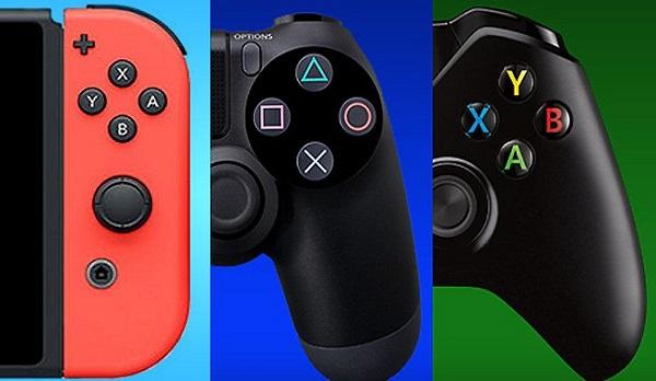 الكشف عن تفاصيل مبيعات أجهزة الألعاب للأسبوع الماضي و إنخفاض كبير لجهاز PS4
