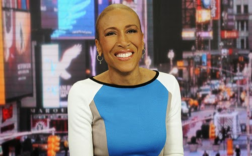 Robin Roberts, Black celebrity with cancer