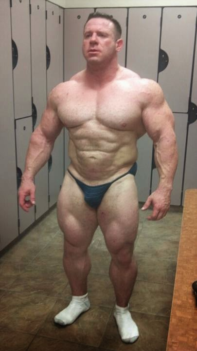Mature muscle men naked final