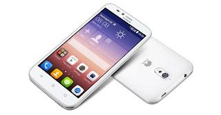 Harga Huawei Y625 Terbaru, Spesifikasi Prosesor Quad-core 1.2 Ghz