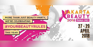 Cari tiket event jakarta x beauty di area senayan city jakarta