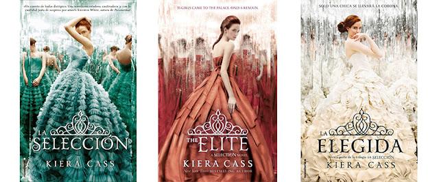 Resultado de imagen de la seleccion trilogia kiera cass