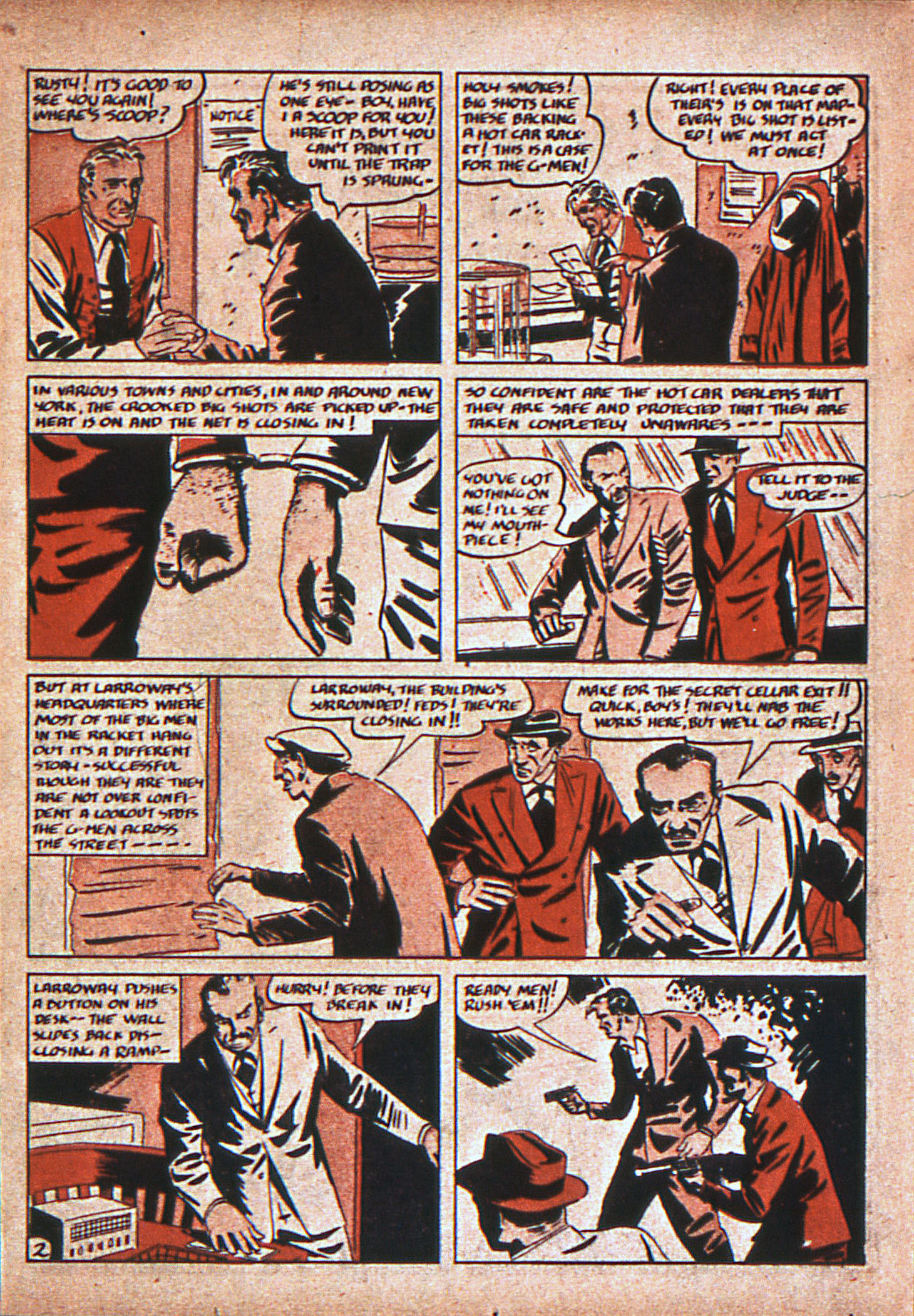 Action Comics (1938) 11 Page 17