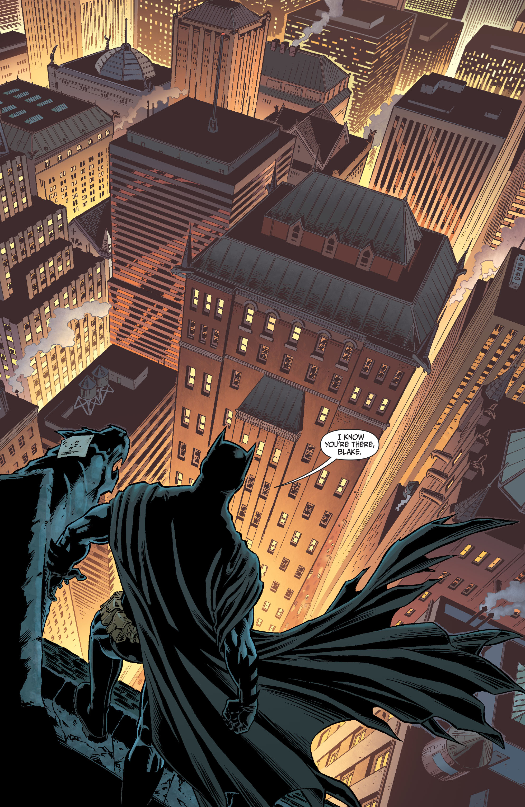 Read online Secret Six (2008) comic -  Issue #2 - 2