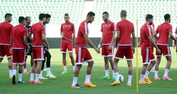 لاعبو المنتخب المغربي يشدون إليهم الأنظار قبل مونديال روسيا