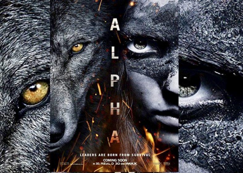 No Filme Alfa – (2018) Torrent WEB-DL