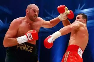 Wladimir Klitschko and Tyson Fury rematch
