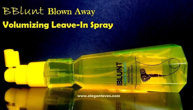 Bblunt Blown Away hair spray