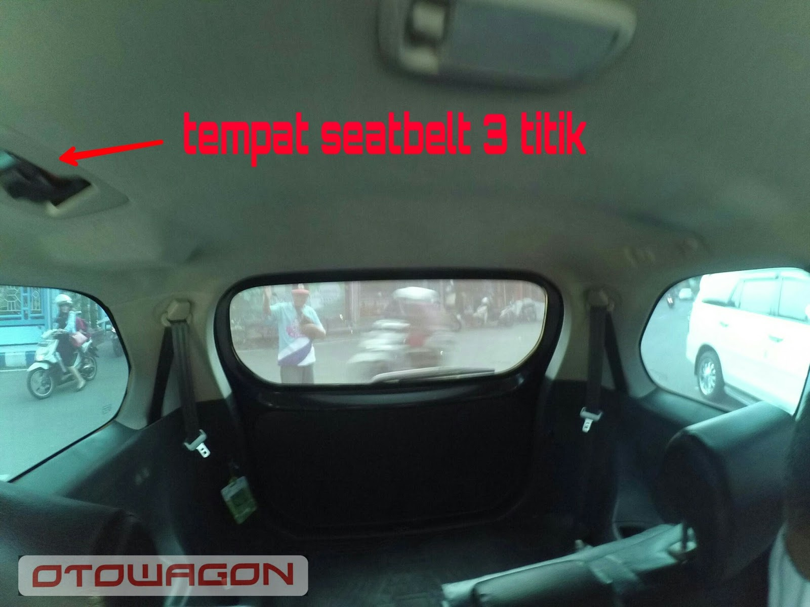 Grand New Avanza Limbung Toyota Yaris Trd Sportivo Bekas Otowagon G 1 3 Tahun 2016 Peningkatan Maksimal Di Bangku Kedua Terdapat Perubahan Yaitu Penambahan Seatbelt Titik Untuk Penumpang Tengah Sehingga Bisa Lebih Safe
