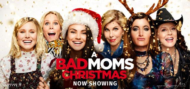 A Bad Moms Christmas Movie.Cinema Pointer A Bad Moms Christmas Short Movie Review