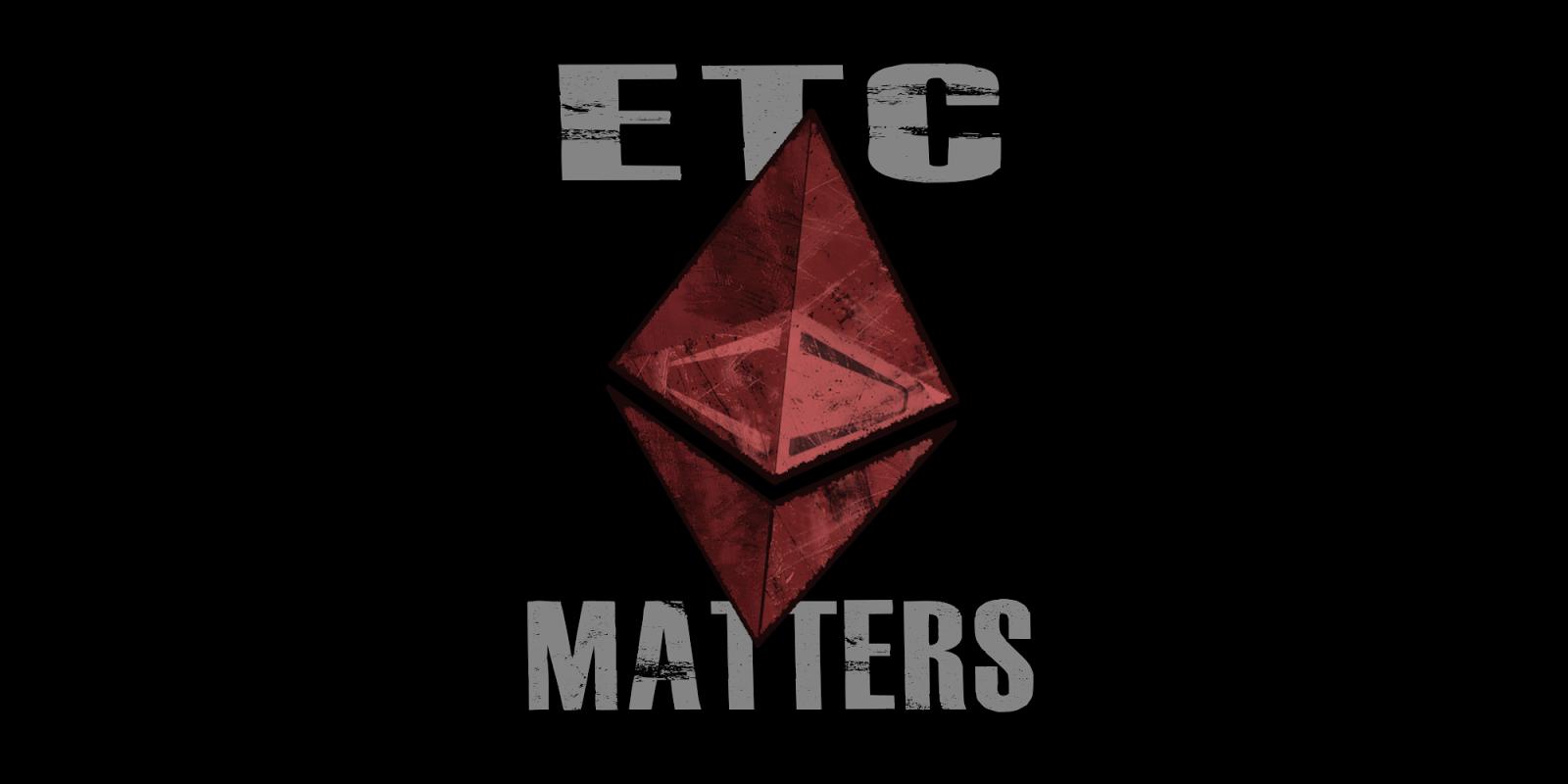 Ethereum Classic 2016