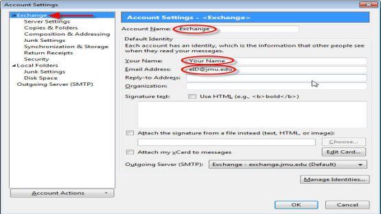Mozilla Thunderbird screenshot 3