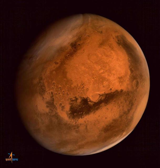 Marte - sonda indiana