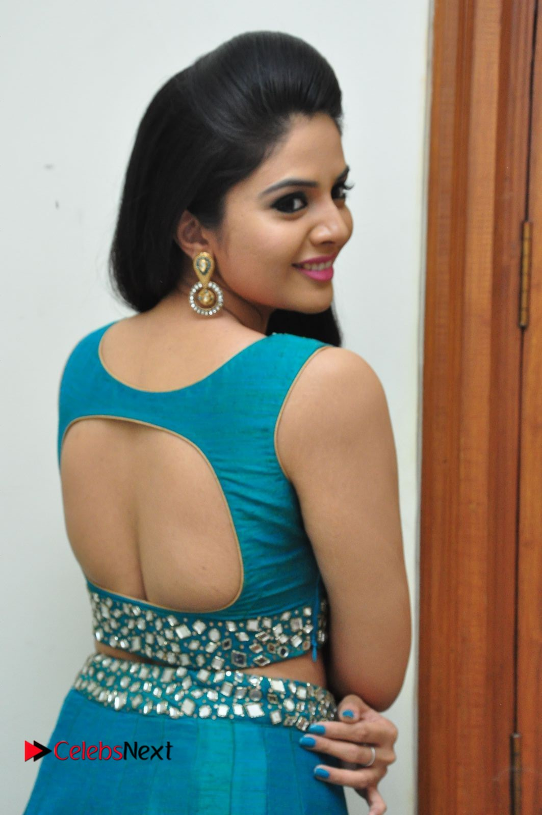 Sree Mukhi Pictures at Gentleman Audio Launch  0075.JPG
