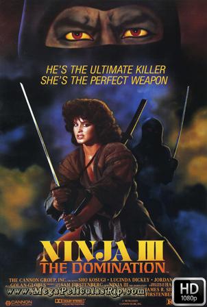 Ninja 3: La Dominacion [1080p] [Latino-Ingles] [MEGA]