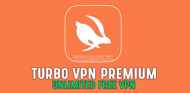 Turbo VPN Premium VPN v2.1.8 Apk