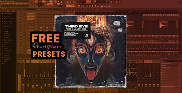 Download HQSoundz Third Eye For Spectrasonics Omnisphere (FREE)