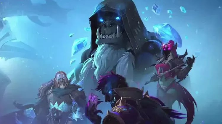 Hearthstone: Knights of the Frozen Throne Expansion Announced