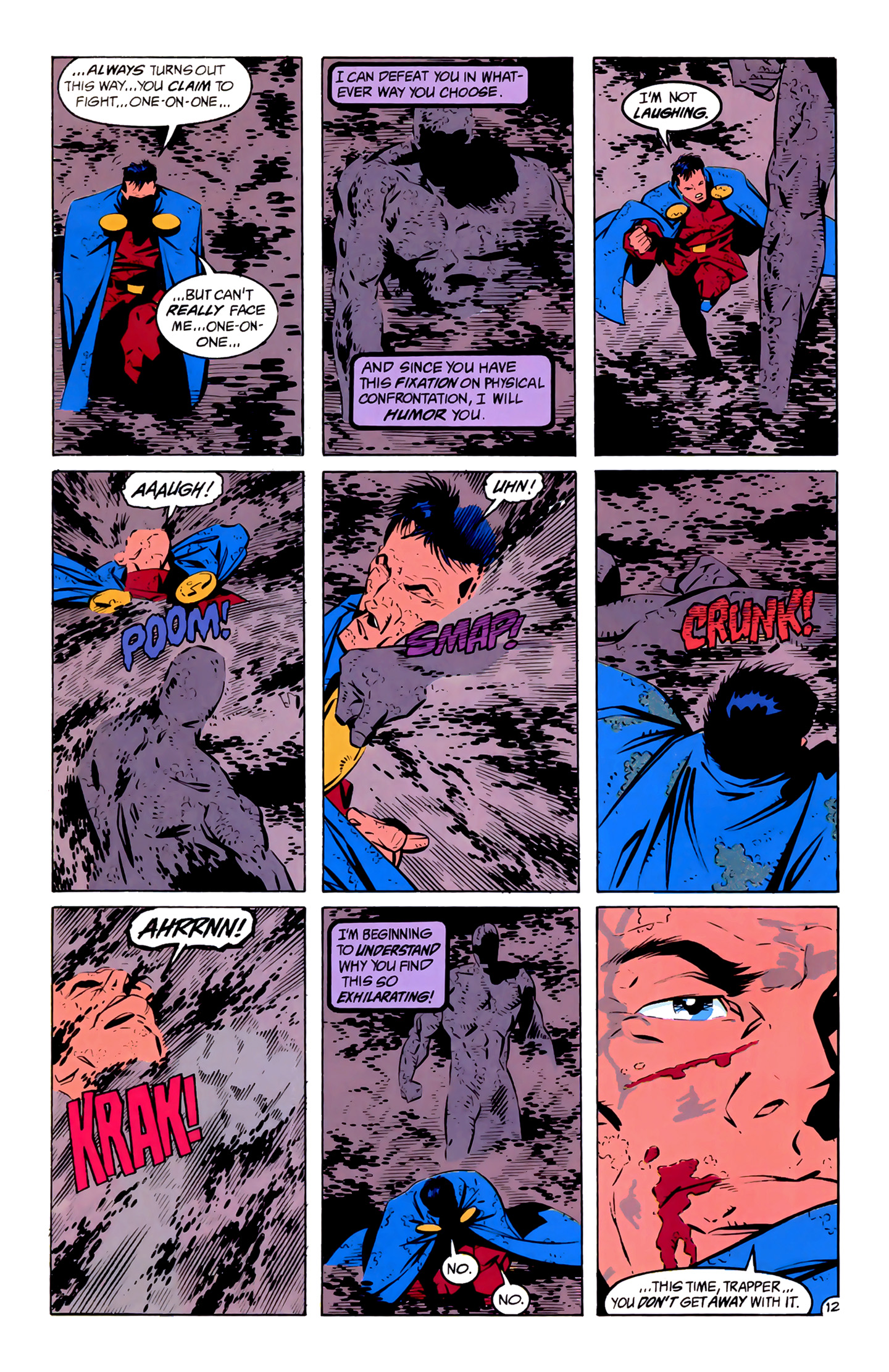 Legion of Super-Heroes (1989) 4 Page 12