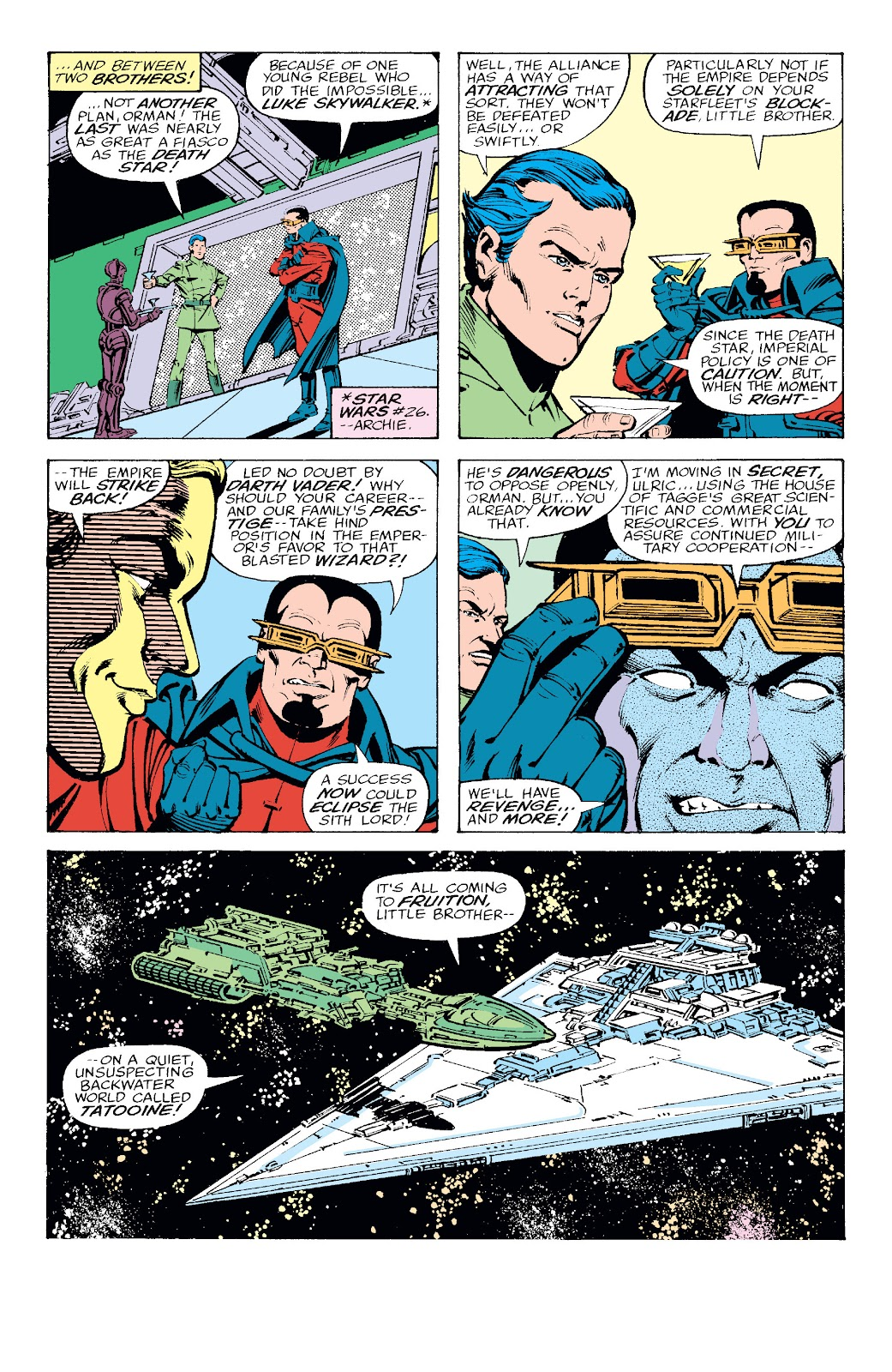 Read online Star Wars Legends: The Original Marvel Years - Epic Collection comic -  Issue # TPB 2 (Part 2) - 33