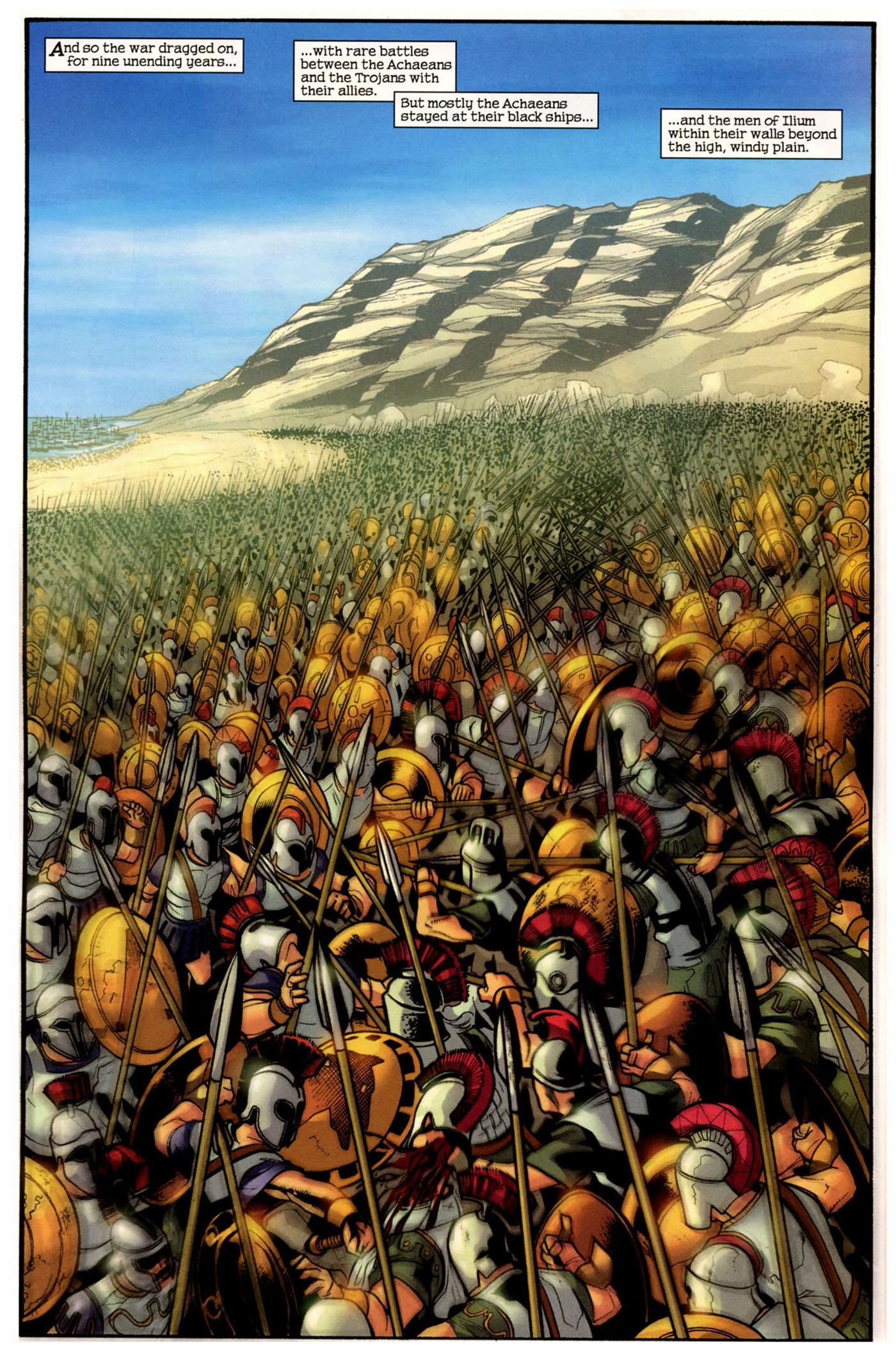 Read online Trojan War comic -  Issue #2 - 23