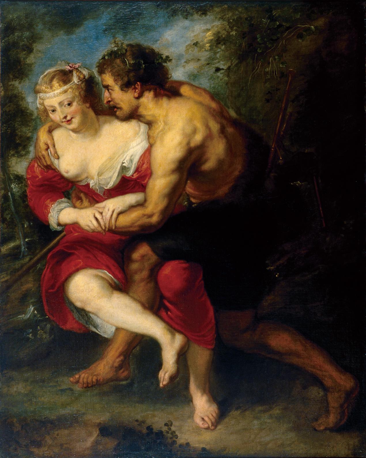美術館 情報サイト アートアジェンダ ぺーテル・パウル・ルーベンスと工房《田園風景》1638-1640年頃