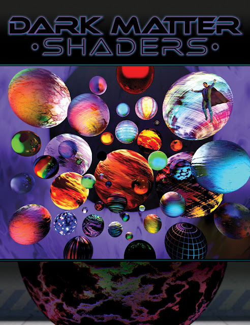 Dark Matter Shaders