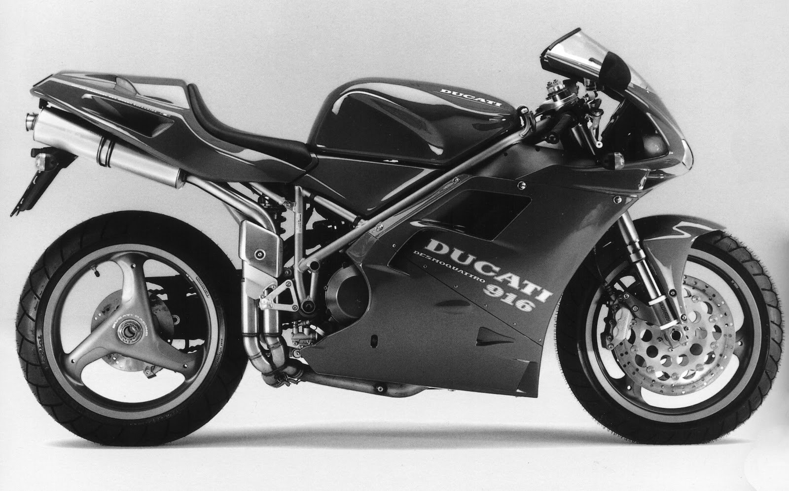 "Author's Note: In 2007 I wrote an article detailing my impressions of the  Ducati 916 called ""Riding the Legend"". I've edited and updated my original  piece ..."