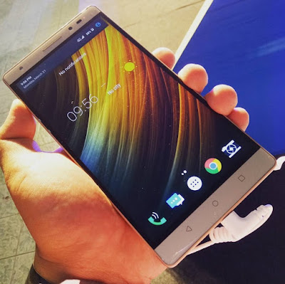 Lenovo PHAB2 Plus Now in the Philippines for Php14,999