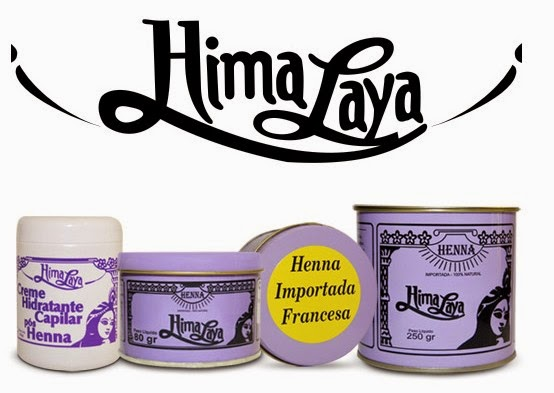 Henna Himalaya Importada Francesa