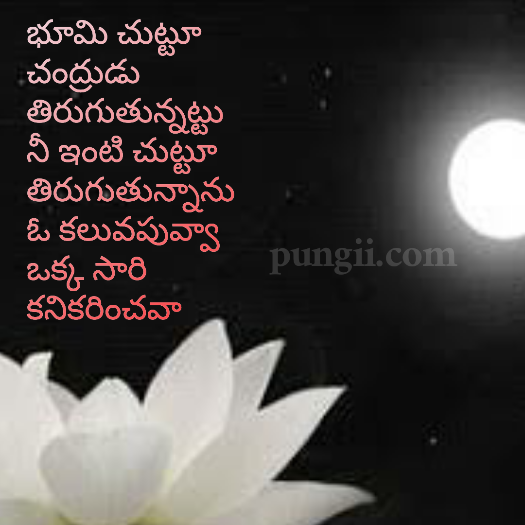 Fresh Love Quotes: Fresh And Deep Telugu Love Quotes For Lovers.