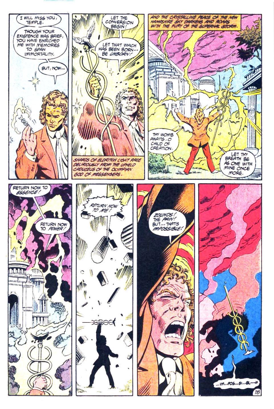 Read online Wonder Woman (1987) comic -  Issue #32 - 19