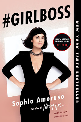 "Featured in the article: ""12 Best Leadership Books You Must Read"". #Girlboss By Sophie Amoruso"